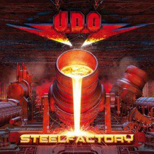 U.D.O. – 'Steelfactory' (August 31, 2018)