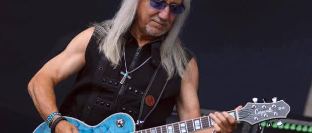 Mick Box Thinks Management Should Have Paid More Attention To Uriah Heep Members Well Being Sleaze Roxx