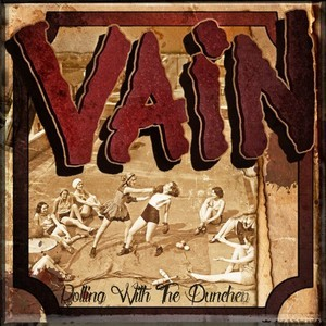 Vain CD cover