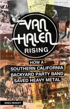 Van Halen Rising book cover