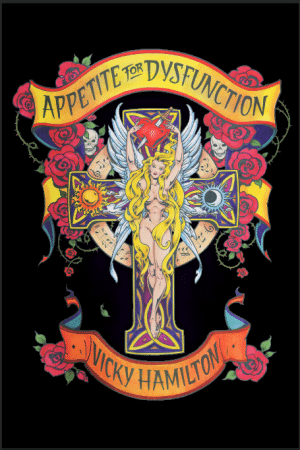 Vicky Hamilton book cover