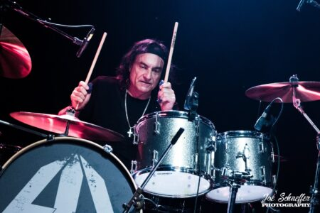 Drummer Vinny Appice turned down possibility of Ozzy gig after talking to brother Carmine Appice - Sleaze Roxx