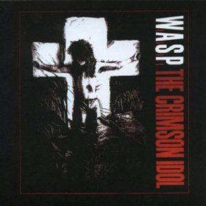 WASP Crimson Idol CD cover