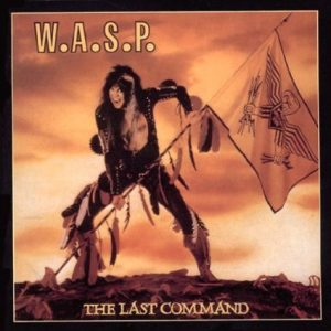WASP Last Command CD cover
