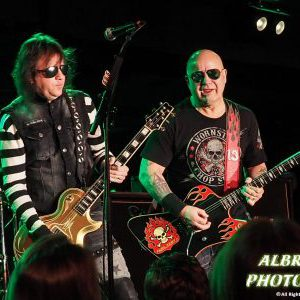 Warrant with openers Dare Force and Hericane Alice live in Medina, Minnesota, USA Concert Review