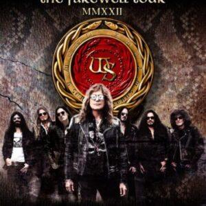 Whitesnake add singer Dino Jelusick to line-up