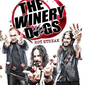 Winery Dogs CD cover 2