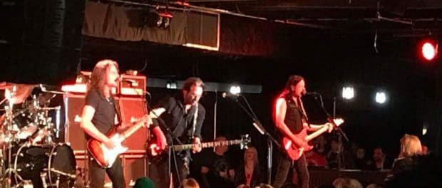 Winger and FireHouse live in Medina, Minnesota, USA Concert