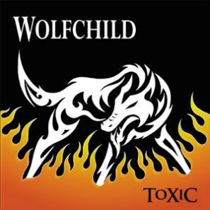Wolfchild EP Toxic cover 2