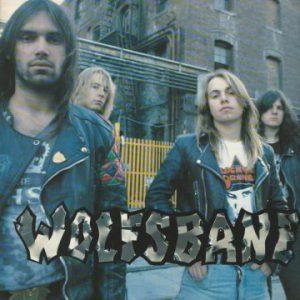 Wolfsbane: 'Live Fast, Die Fast'