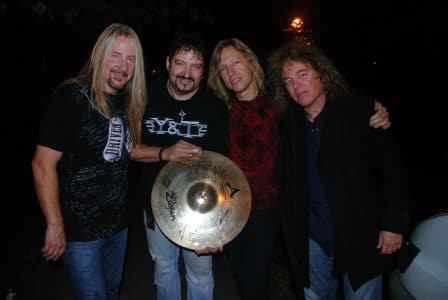 Y&T with Brad Lang