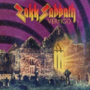 Zakk Sabbath – 'Vertigo' (September 4, 2020)