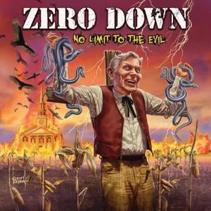 Zero Down CD cover