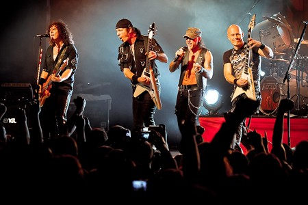Accept Live In Warsaw 2011