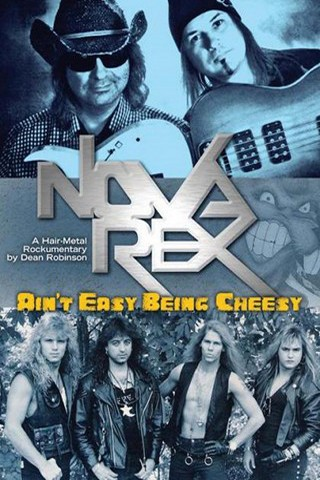 Nova Rex - Ain't Easy Being Cheesy