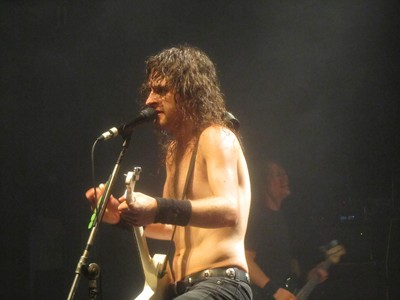 Airbourne in Toronto