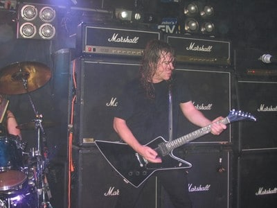 Airbourne live in London, Ontario