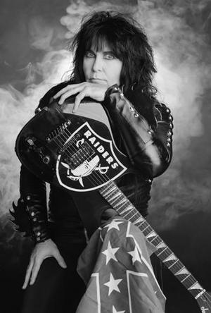 Blackie Lawless of W.A.S.P. Sleaze Roxx Interview