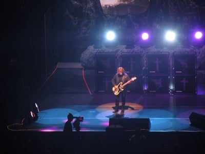 Black Sabbath live in Toronto