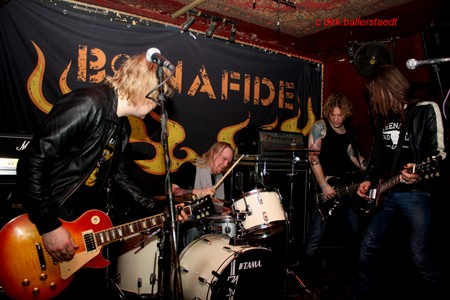 Bonafide Live In Germany 2011
