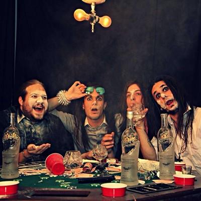 Carmine Scaringi of Snakeskyn Whiskey Sleaze Roxx Interview
