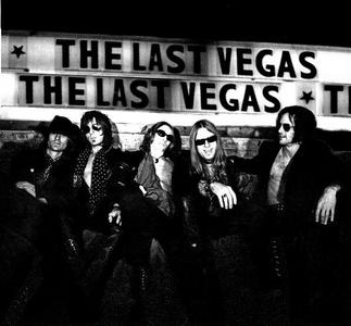 Chad Cherry and The Last Vegas