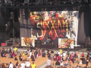 Cruefest Jones Beach Sixx AM
