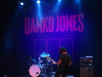 Danko Jones and Diemonds live in Toronto, Ontario