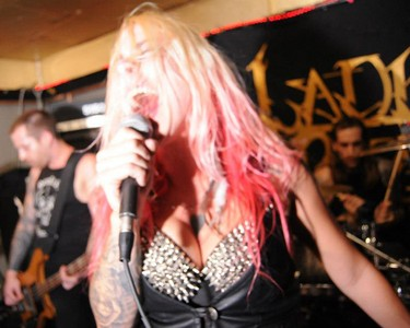 Deborah Levine of Lady Beast Sleaze Roxx Interview