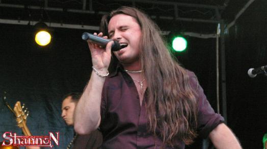 Olivier Del Valle of Shannon