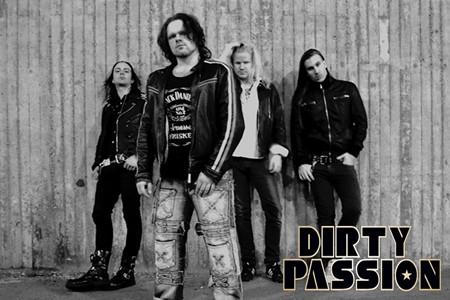 Dirty Passion Sleaze Roxx Interview