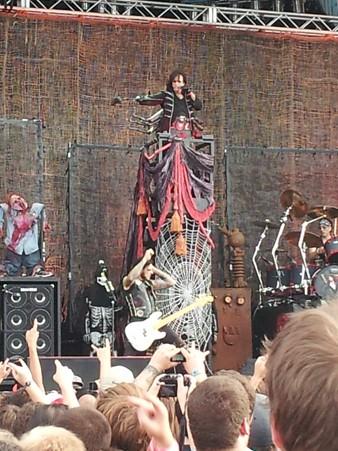 Iron Maiden and Alice Cooper in Ottawa
