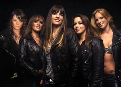 The Iron Maidens Sleaze Roxx Interview