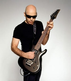 Joe Satriani Sleaze Roxx Interview