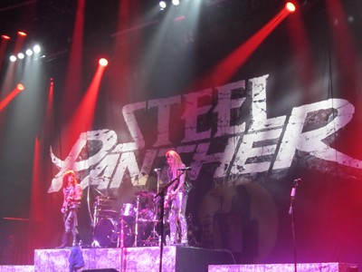 Judas Priest and Steel Panther in Rochester