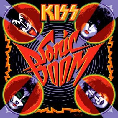 Kiss Sonic Boom Hits Wal-Mart On October 8th