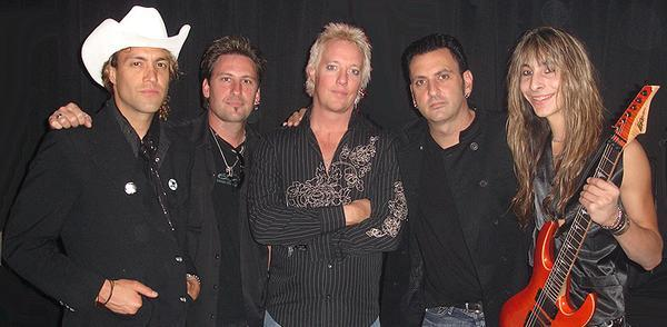Jani Lane Band Photo Courtesy of Mike Fasano