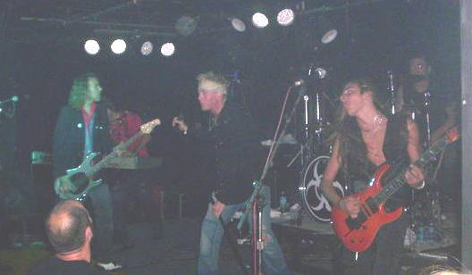 Jani Lane Band Copyright Justin 'Crash' Crafton