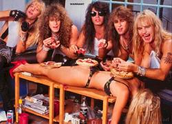 Warrant Courtesy of Jani Lane