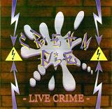 Cream Pie - Live Crime