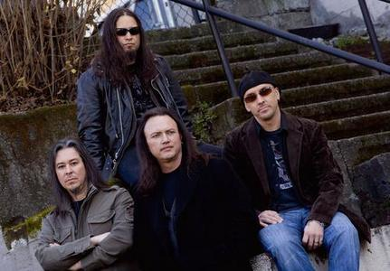 Michael Wilton and Queensryche
