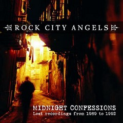 Rock City Angels - Midnight Confessions