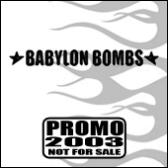 Promo 2003: Not For Sale