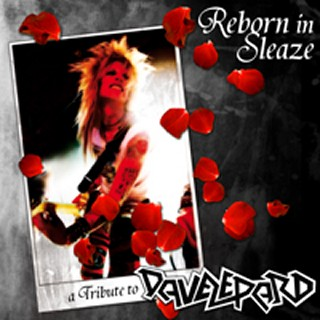 Various Artists - Reborn In Sleaze: A Tribute To Dave Lepard