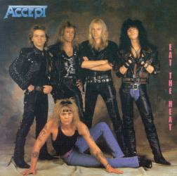 David Reece and Accept - Eat The Heat