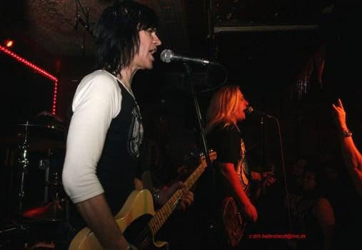 Rhino Bucket Live In Berlin 2011