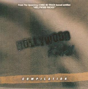 Hollywood Rocks! Compilation