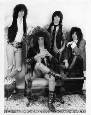 Ronnie Sweetheart and The Throbs