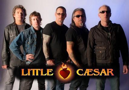 Ron Young of Little Caesar - Sleaze Roxx Interview
