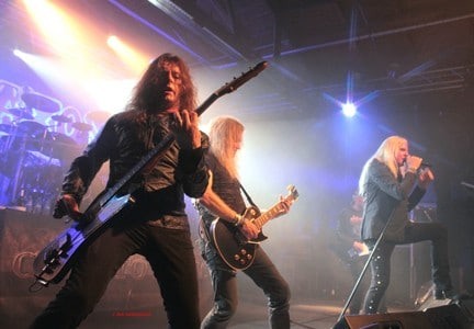 Saxon Live In Germany 2011
